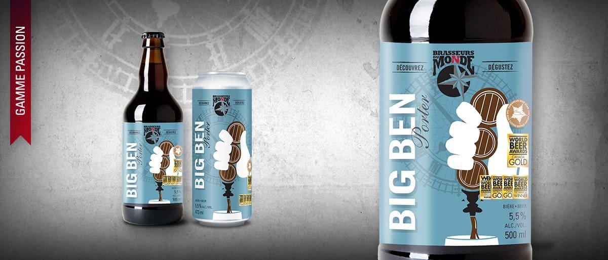 Bière Big Ben