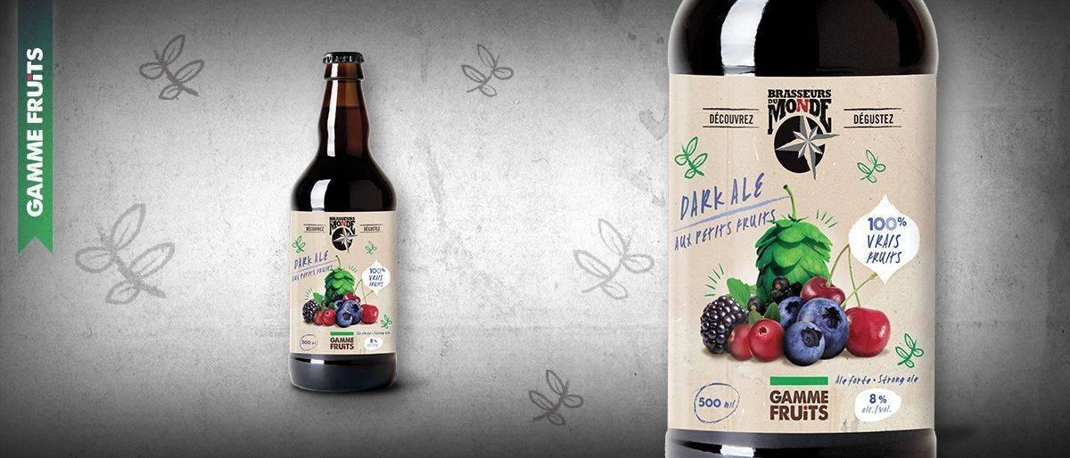 Dark Ale aux Petits Fruits