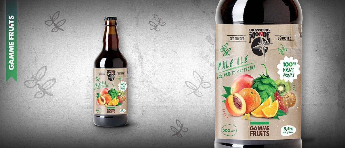 Pale Ale aux Fruits Tropicaux