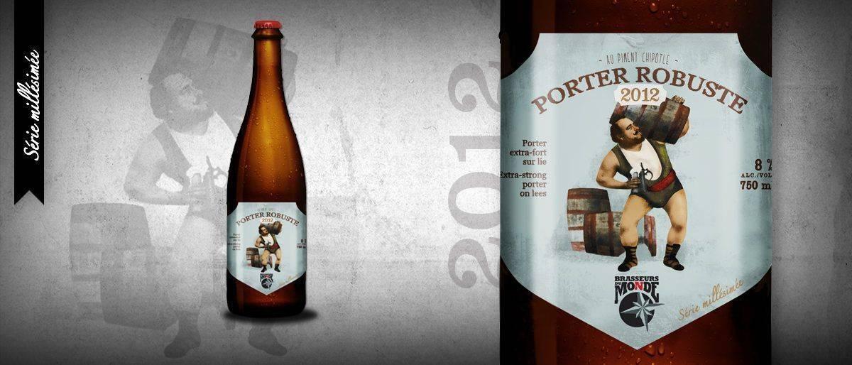 Porter Robuste 2012