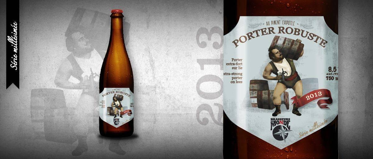 Porter Robuste 2013