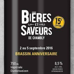 Dunkelweizen Bières et Saveurs - Brasseurs du Monde
