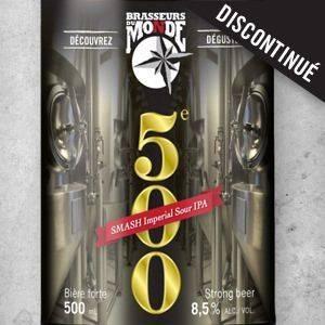500e - Brasseurs du Monde