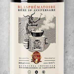 Blasphematoire - Brasseurs du Monde