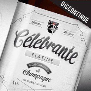 Célébrante Platine - Brasseurs du Monde