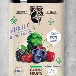 Dark Ale aux Petits Fruits - Brasseurs du Monde
