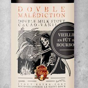 Double Malédiction Bourbon - Brasseurs du Monde