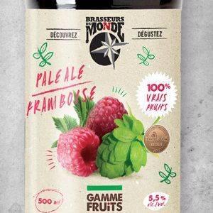 Pale Ale Framboises - Brasseurs du Monde