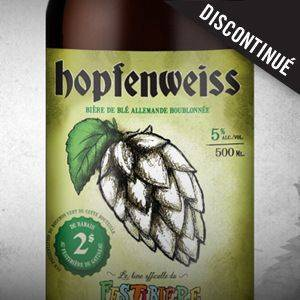 Hopfenweiss - Brasseurs du Monde