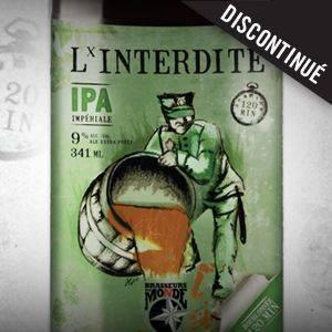 Interdite 120 - Brasseurs du Monde