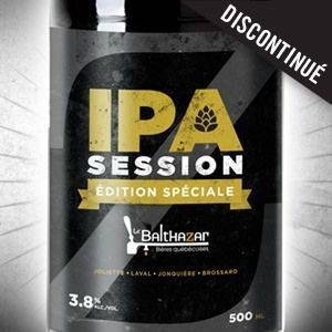Session IPA - Brasseurs du Monde