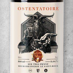 Ostentatoire - Brasseurs du Monde