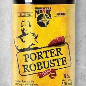 Porter Robuste Chipotle - Brasseurs du Monde