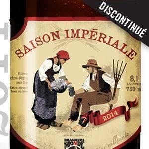 Saison Impériale - Brasseurs du Monde