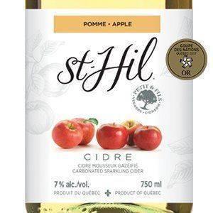 Cidre St-Hil Pomme - Brasseurs du Monde
