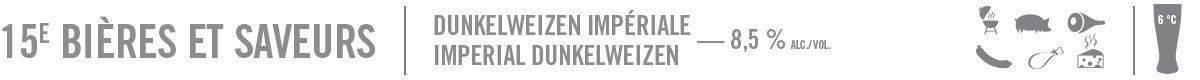 Weizenbock Bières et Saveurs