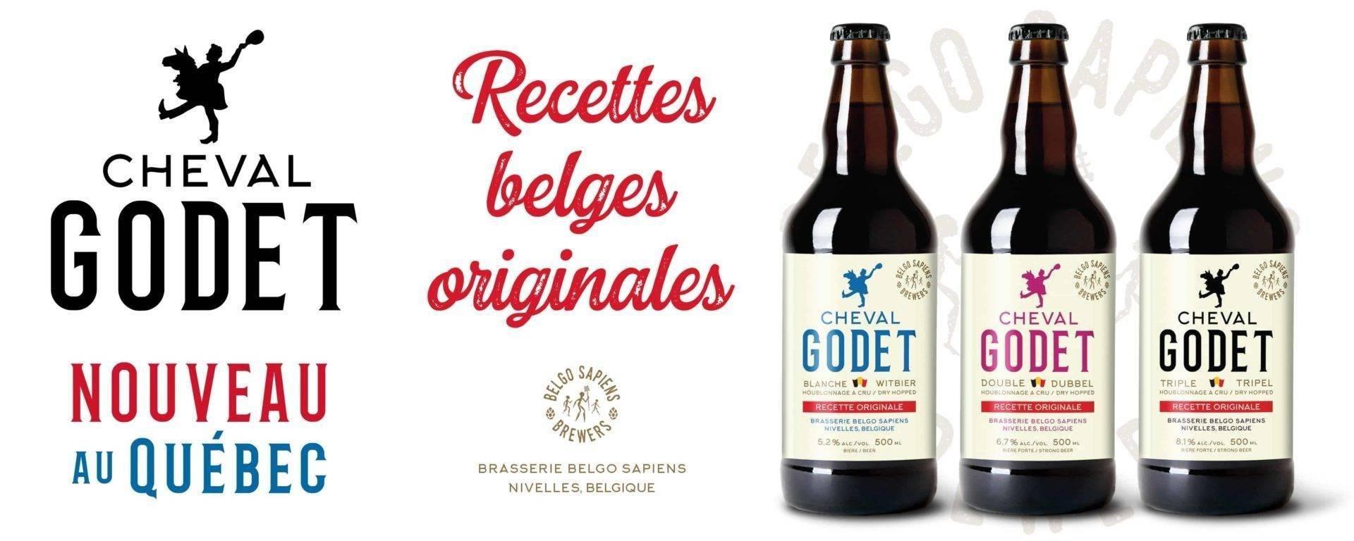 Cheval Godet